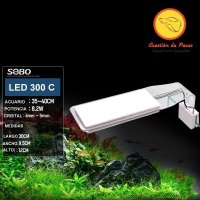 Đèn Led Sobo 300C kiểu nhật bản